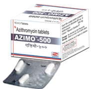 Azimo Tablet -500